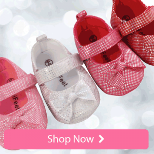Party Wedding Christening Baby Girl Shoes